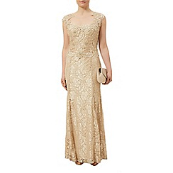 Jacques Vert - Lace beaded evening dress