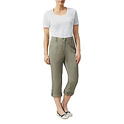 Dash - Roll up trouser petite