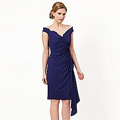 Jacques Vert - Short frill and gather dress