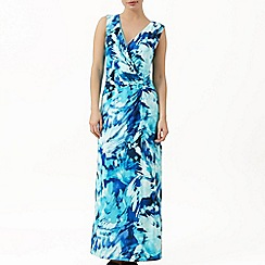 Precis Petite - Precious colour maxi dress
