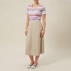 Dash - Linen skirt