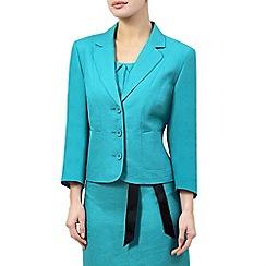 Precis Petite - Bright Linen Jacket Confetti