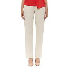 Planet - Stone linen trouser