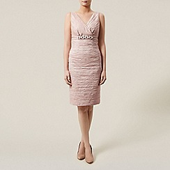 Planet - Oyster ruched dress