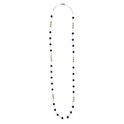 Jacques Vert - Pearl Glass Bead Necklace