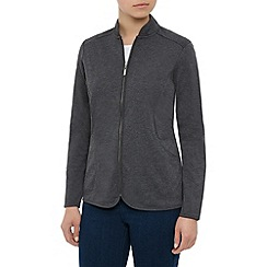 Dash - Grey interlock jacket