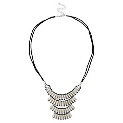 Windsmoor - Metal Bib Necklace