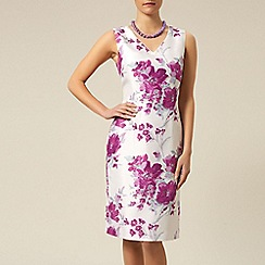 Jacques Vert - Petite floral shift dress