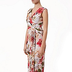 Kaliko - Bouquet floral maxi dress