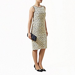 Jacques Vert - Spot print layered dress