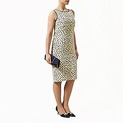 Jacques Vert - Spot print layered dress