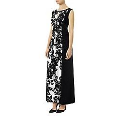 Planet - Printed maxi dress