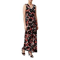 Planet - Pattern maxi dress