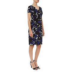 Planet - Pattern wrap dress