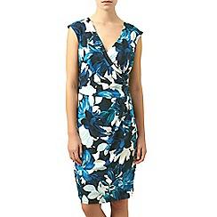 Planet - Multi floral print dress