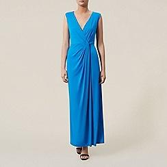 Planet - Azure maxi dress
