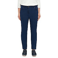 Dash - Mid Wash Jean Straight Reg