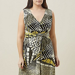 Windsmoor - Printed maxi dress