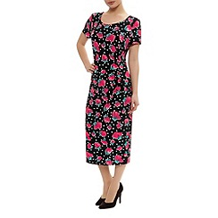 Precis Petite - Rose Spot Dress