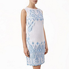 Kaliko - Embroidered shift dress