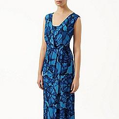 Kaliko - Printed maxi dress