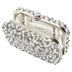 Kaliko - Pearl clutch bag