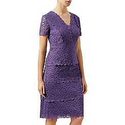 Kaliko - Tiered lace dress