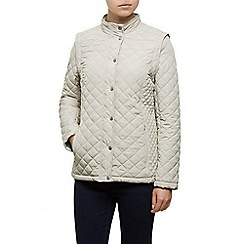 Dash - Short Zip Off Quilted Coat