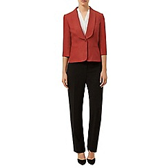 Planet - Chilli Linen Jacket