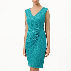 Planet - Turquoise lace dress