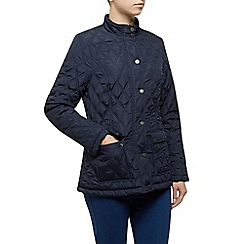 Dash - Short Double Diamond Coat