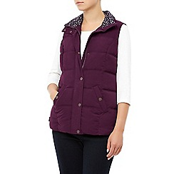 Dash - Peached Gilet Plum