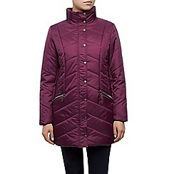 Dash - 3/4 Length Quilted Coat