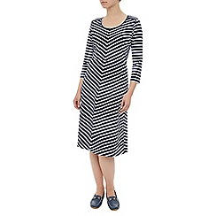 Dash - Mix and match stripe dress
