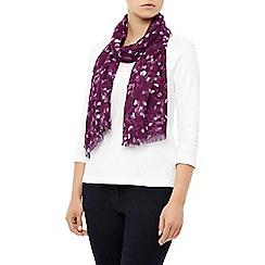 Dash - Poppy aop scarf