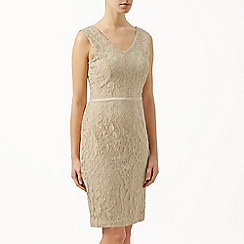 Kaliko - Lace v neck shift dress