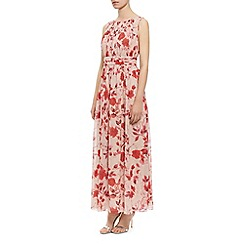 Kaliko - Oriental Bloom Maxi Dress