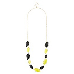 Windsmoor - Facet necklace