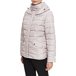 Kaliko - Short Padded Collar Coat