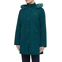 Eastex - Long Hooded Raincoat