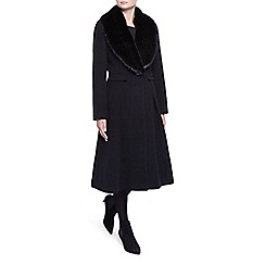 Kaliko - Fur Collar Coat