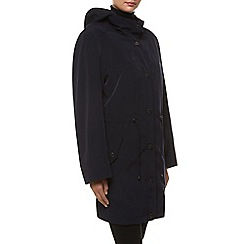 Windsmoor - Navy Detachable Lining Mac