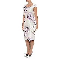 Jacques Vert - Print embellished dress