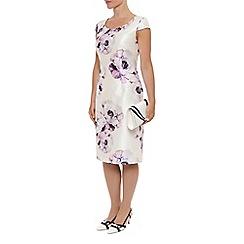 Jacques Vert - Print embellished dress