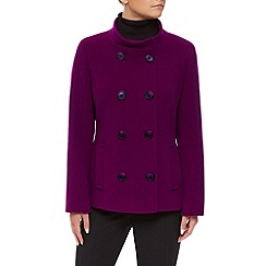 Precis Petite - Short Wool Coat