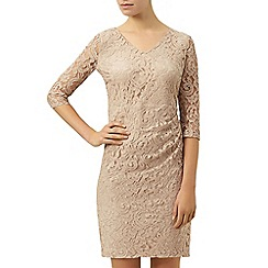 Planet - Oyster lace dress