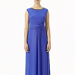 Planet - Purple detail maxi