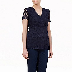 Kaliko - Galoon lace top