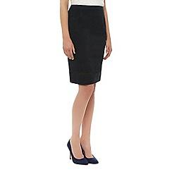 Planet - Navy skirt