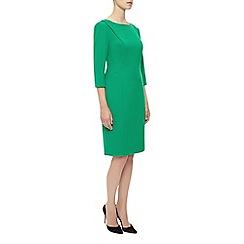 Planet - Green dress